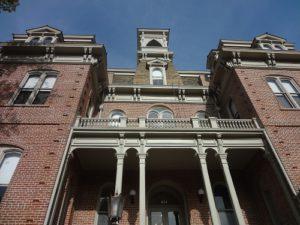 ネバダ州立大学リノ校とトラッキー・メドー短期大学 / UNR & TMCC