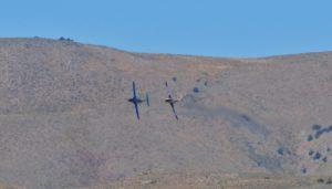 心躍る空のレース! @ Reno National Championship Air Races (リノ・エアレース)